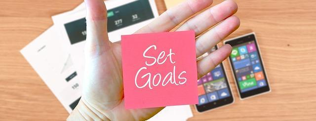 Načrtovanje ciljev z uporabo metode S.M.A.R.T.